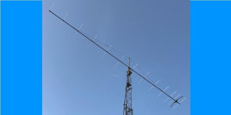 DG7YBN Antennen
